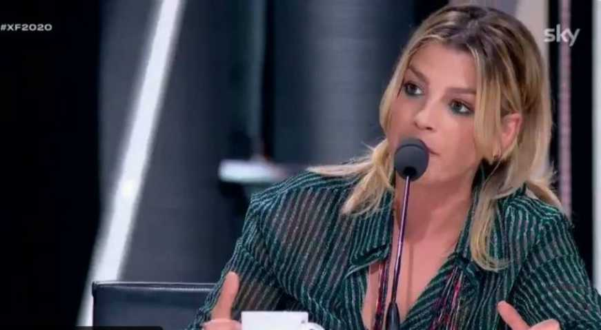 Emma ad X Factor - meteoweek