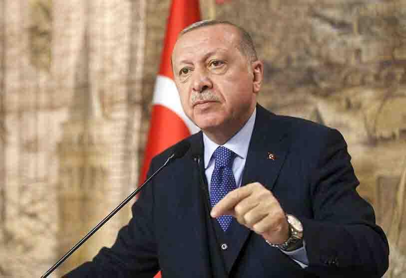 rdogan, musulmani in Europa come ebrei sotto nazismo