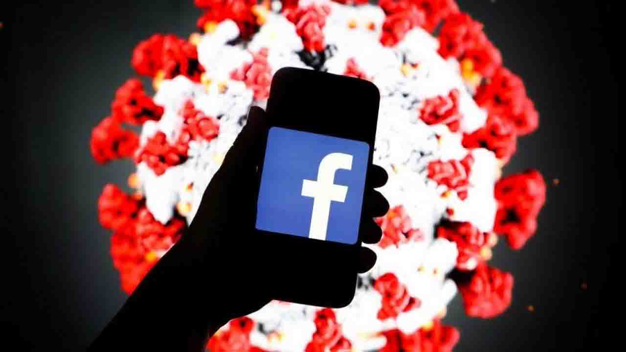Facebook vieta annunci no vax