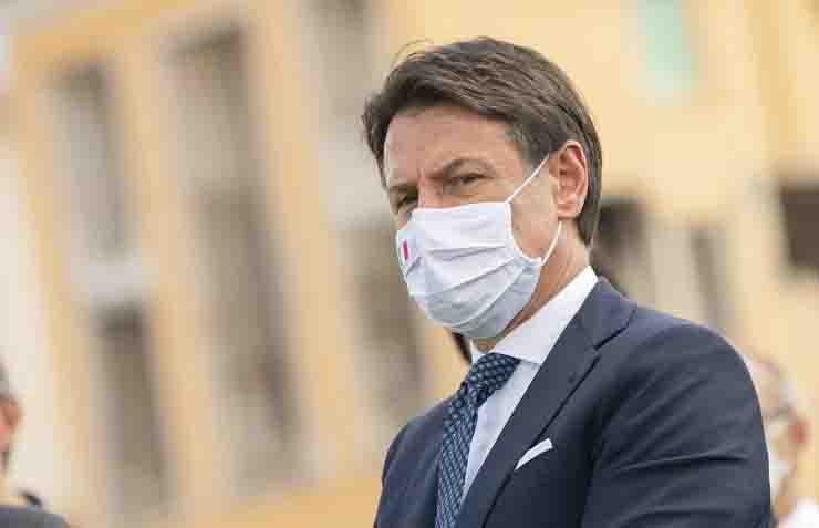 Buonanotte all'Italia Federico Vespa Giuseppe Conte coronavirus