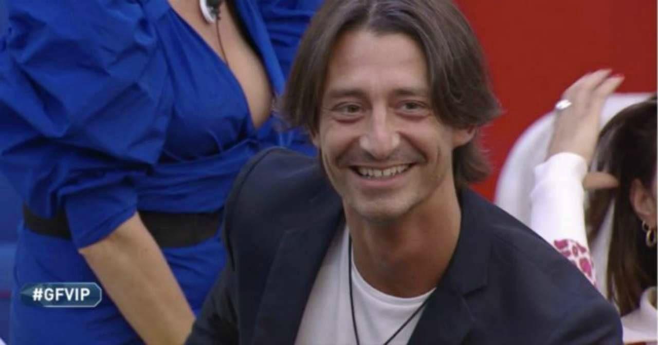 Francesco Oppini al Grande Fratello Vip - meteoweek