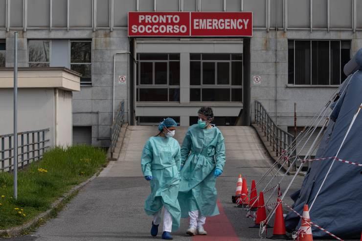 coronavirus pronto soccorso - meteoweek.com