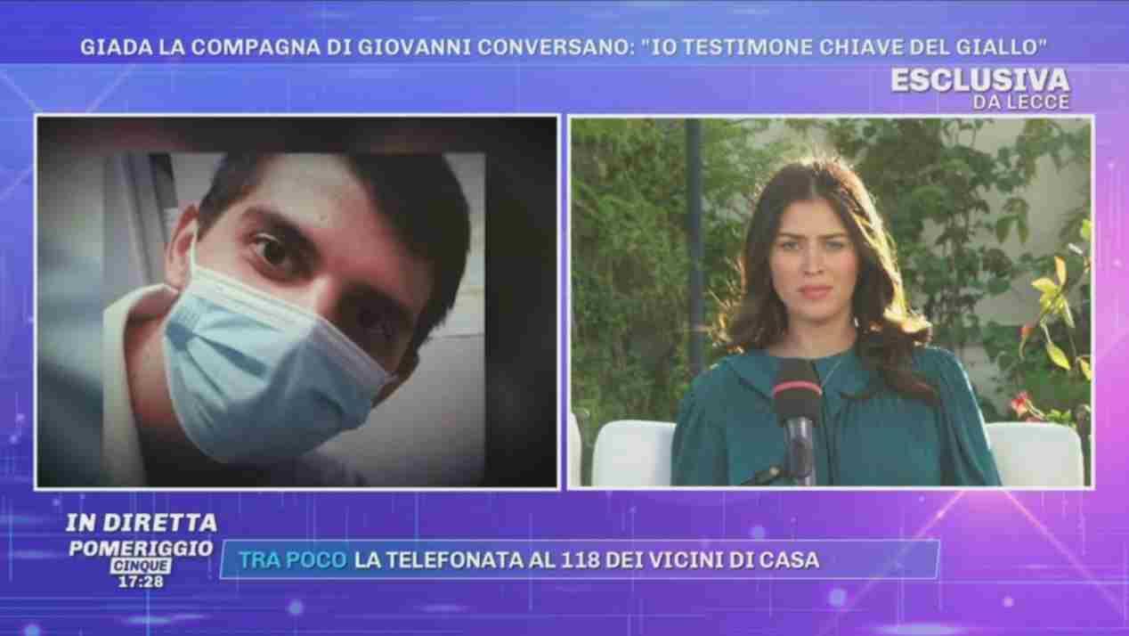 """Pomeriggio 5, la compagna dell'ex tronista: """"Ho visto il killer di Eleonora e Daniele in faccia"""""""