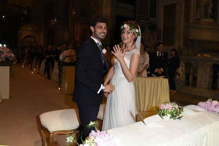 Il matrimonio di Martina Stavolo - meteoweek