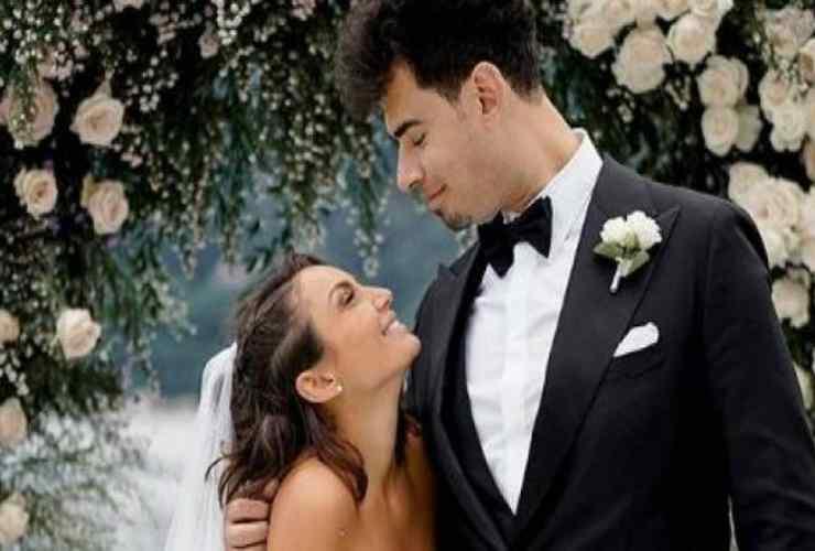 Il matrimonio tra Elettra e Afrojack - meteoweek