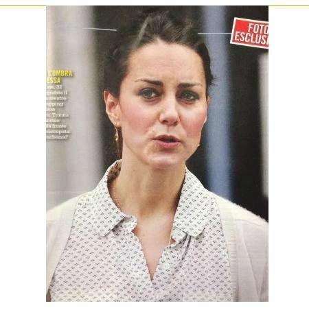 Kate Middleton in versione acqua e sapone - Meteoweek