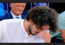 Le lacrime di Gianluca - Meteoweek