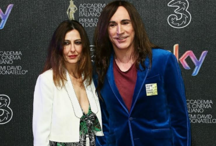 Manuel Agnelli e Francesca Risi1 metwoweek.com