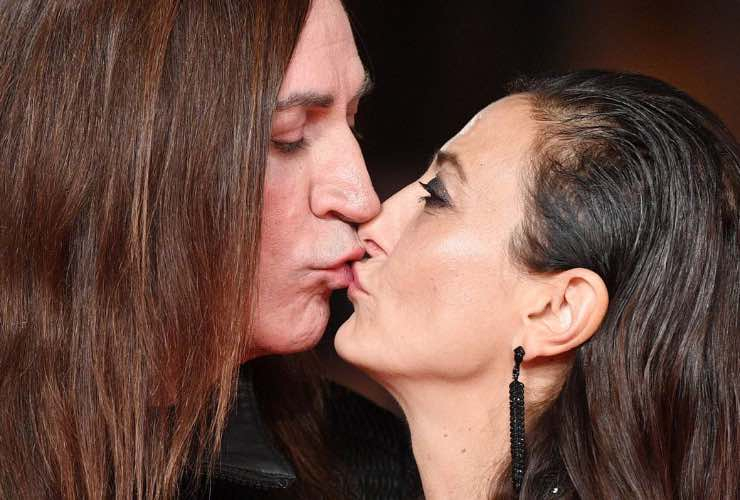 Manuel Agnelli e Francesca Risi2 meteoweek.com