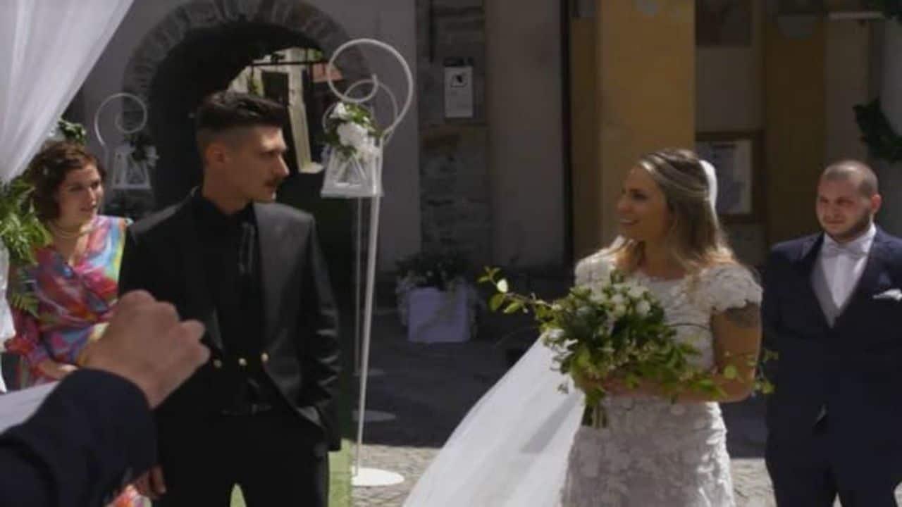 Matrimonio a prima vista, colpo di scena per Luca e Giorgia: scelta finale