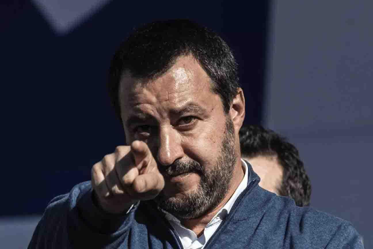 Salvini contro Lamorgese sbarco terrorista