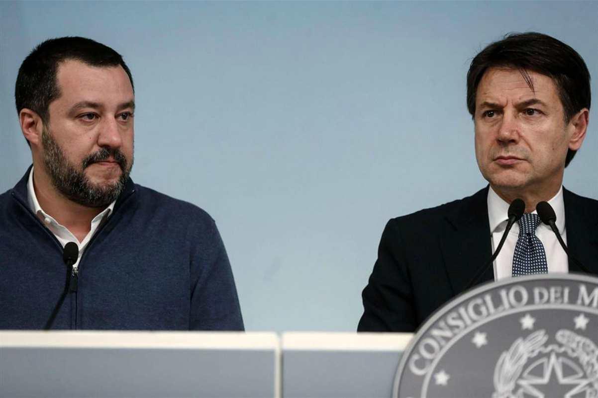 Salvini, frecciata a Conte a causa di Fedez: le parole del leader della Lega