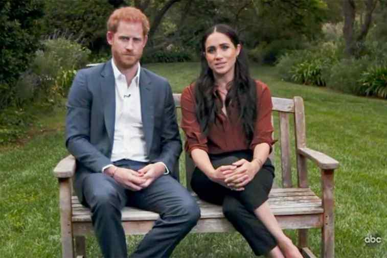Meghan Markle e il Principe Harry - meteoweek