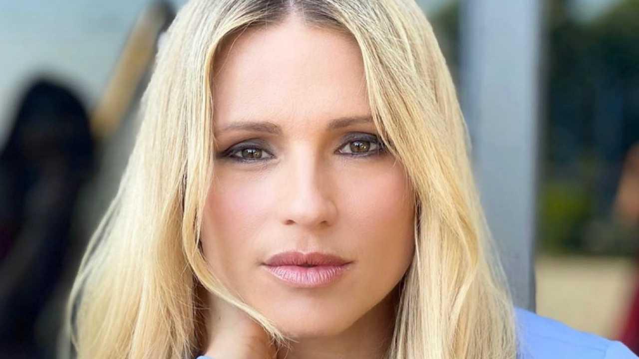 Michelle Hunziker - Meteoweek