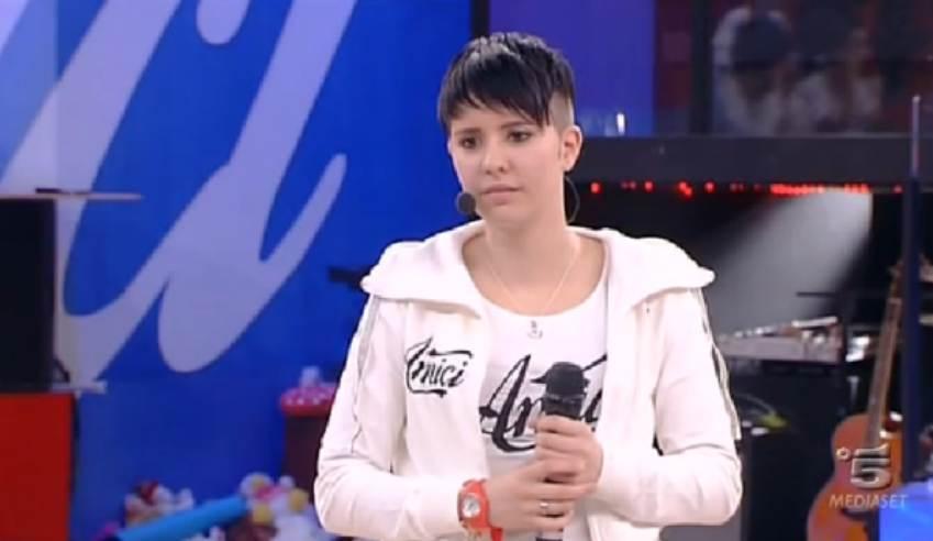 Miriam Masala ad Amici di Maria De Filippi - meteoweek