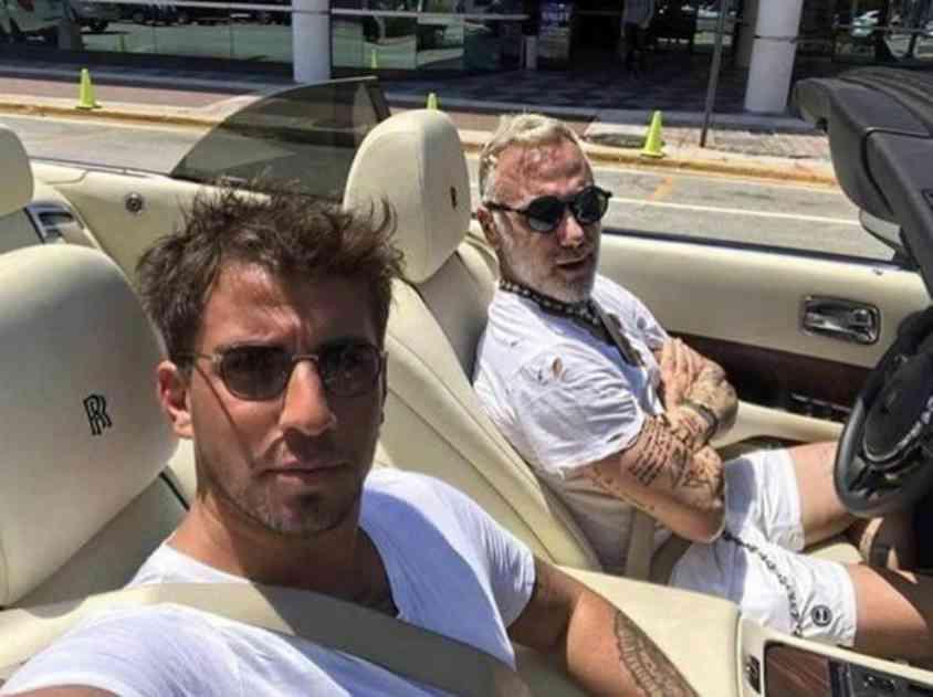 Mirko Scarcella e Gianluca Vacchi - meteoweek