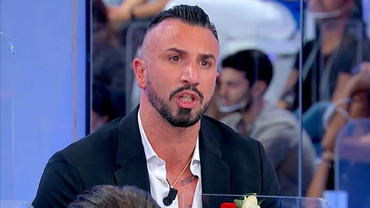 Nicola Mazzitelli lacerato dal dolore