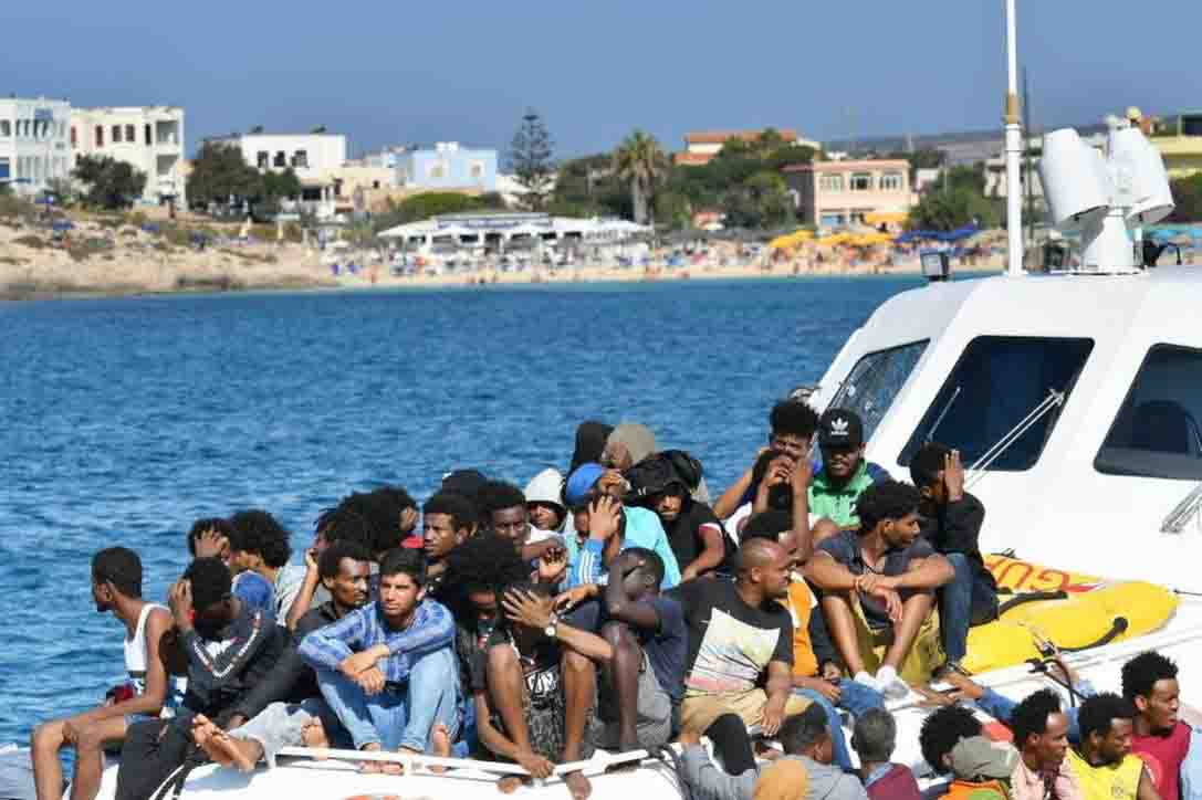 Killer Nizza Lampedusa