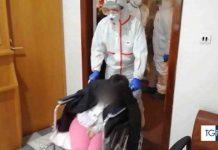 oasi troina disabile violentata confermato dna operatore