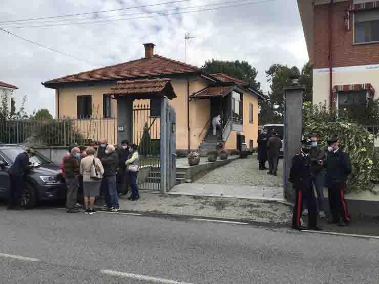 San Benigno Canavese, Torino ermanna pedrini