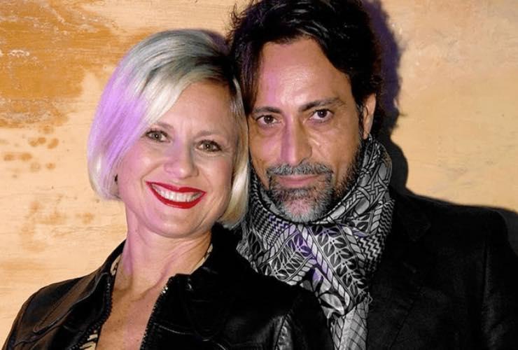 Pietro Delle Piane e Antonella Elia meteoweek.com