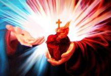 Cuore di Dio trafitto