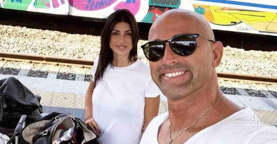 Stefano e Nicoletta Larini - meteoweek