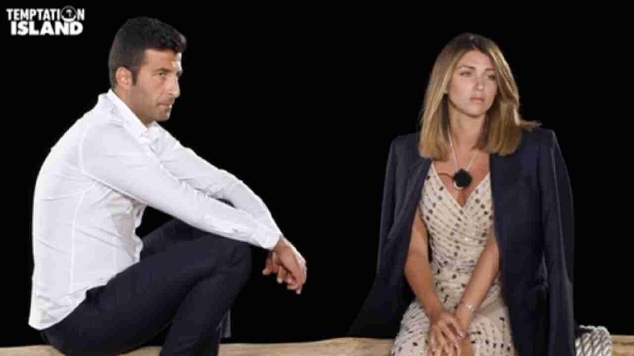 """Temptation Island, Anna dà il ben servito a Gennaro: """"Questo non è amore"""""""