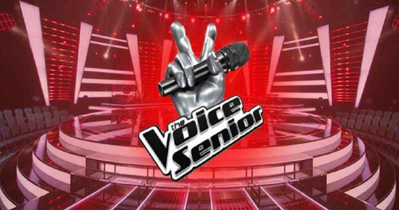 The Voice Senior Italia - meteoweek