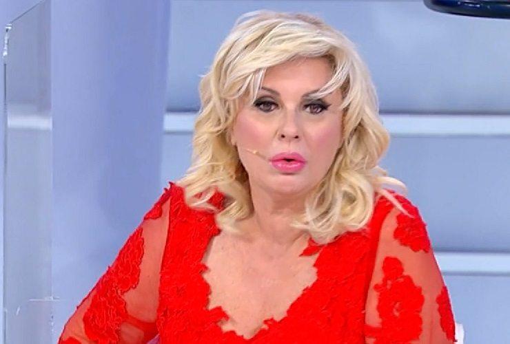 Tina Cipollari paura delle accuse