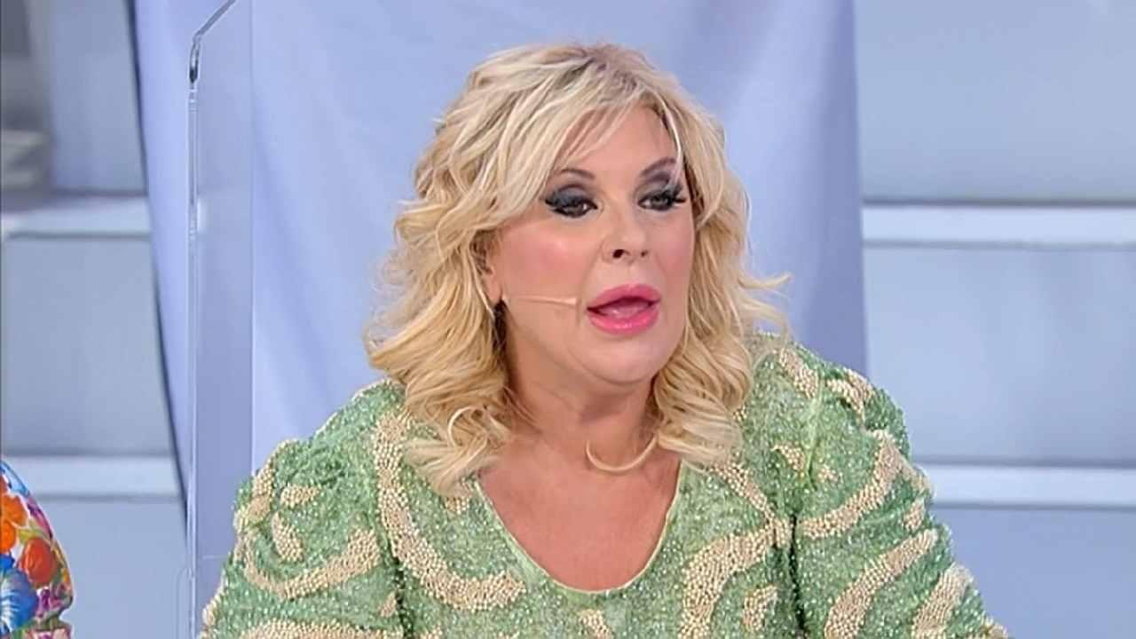 Tina Cipollari confessa i ritocchini