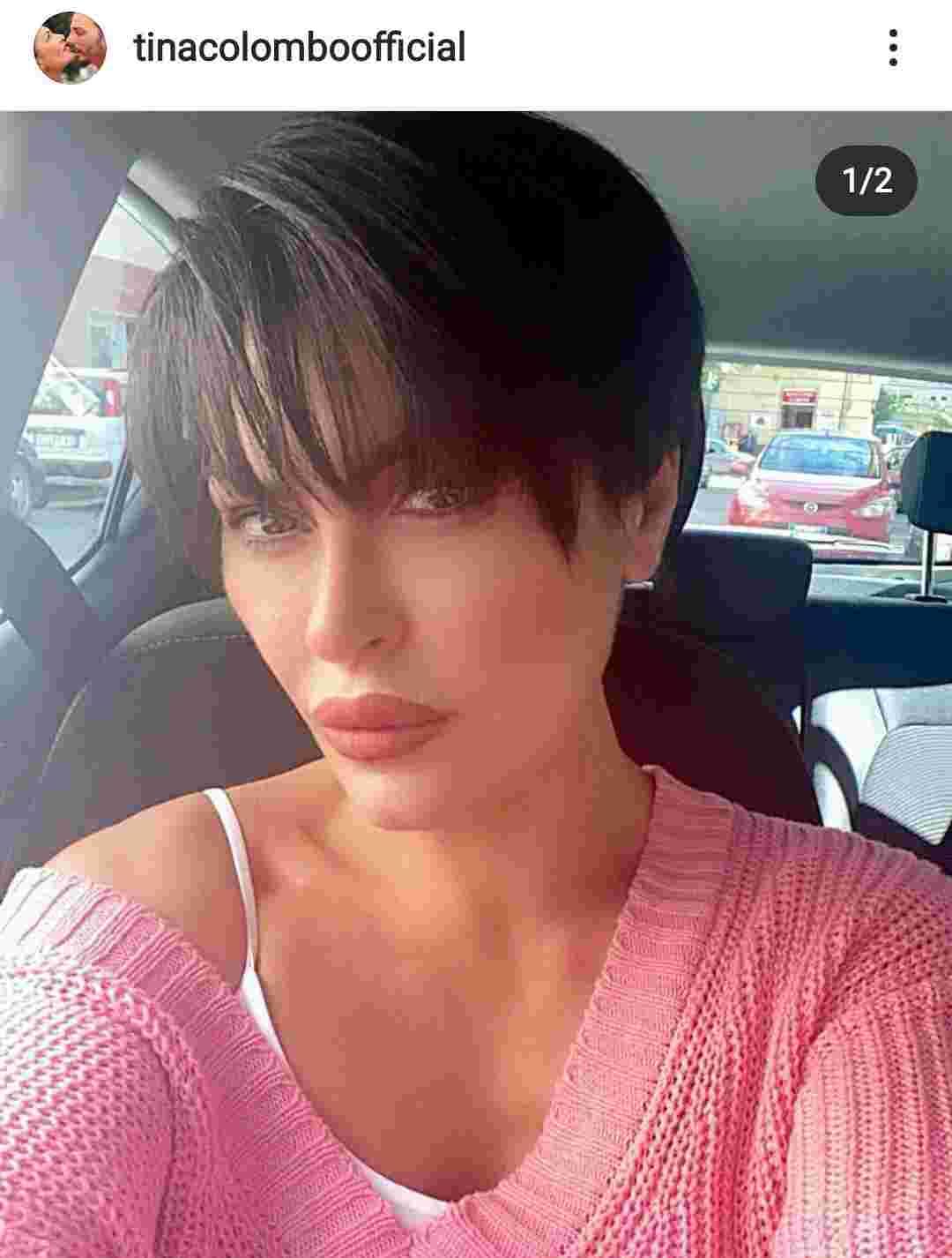 Tina Rispoli in Colombo - Fonte Instagram