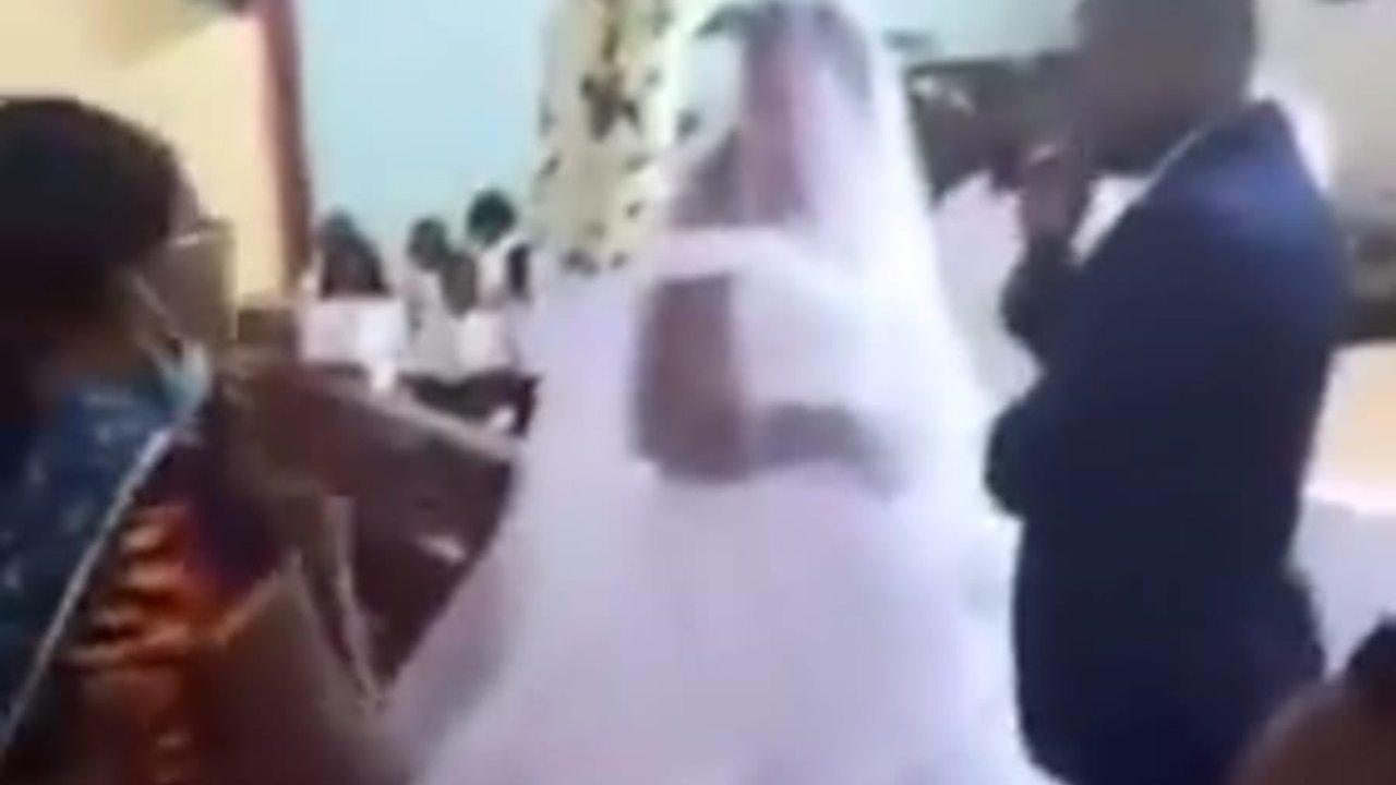 irruzione matrimonio - meteoweek.com