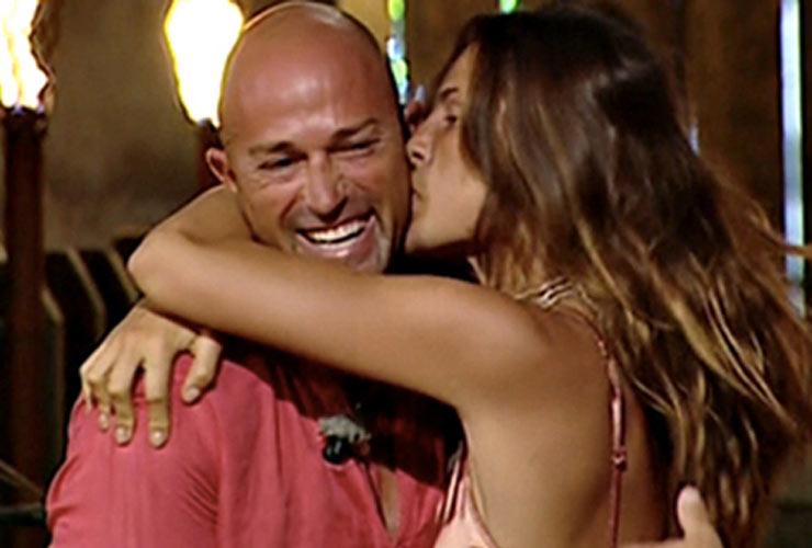 Stefano Bettarini e Dayane Mello