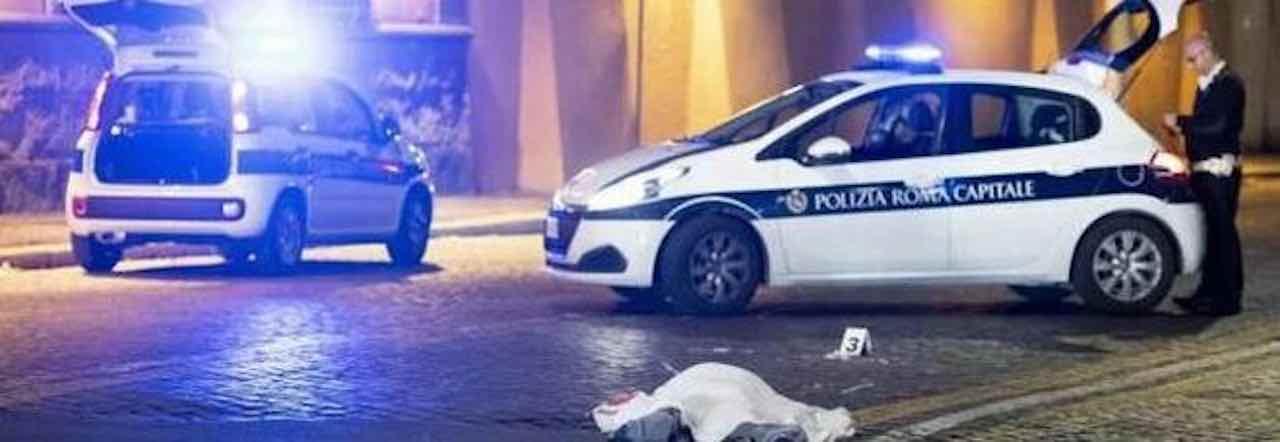 Incidente mortale sulla Casilina, vittima una bimba di 7 anni