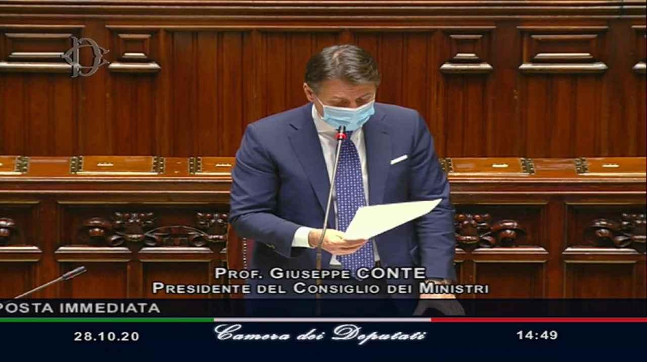 """Conte: """"L'Italia è entrata nello scenario 3"""", ecco cosa significa"""