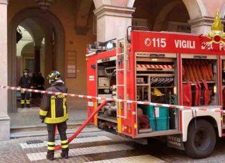 crolal palazzina Napoli