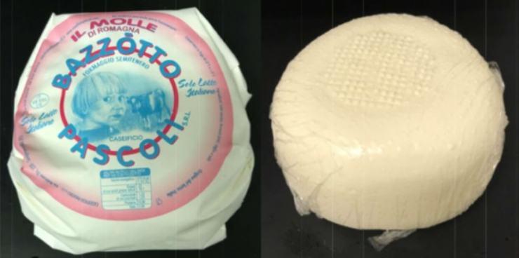 formaggio richiamato - meteoweek.com