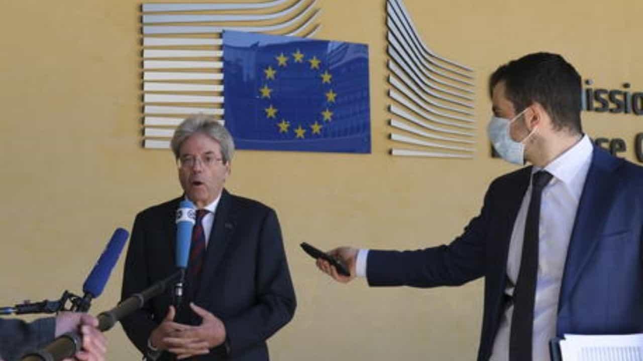 gentiloni crisi alle spalle - 17 foro italia spagna