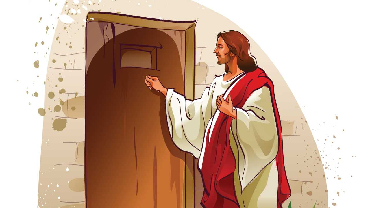 gesù porta