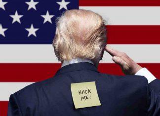 attacco hacker campagna Turmp