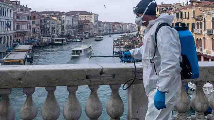 immuni in Veneto non funziona