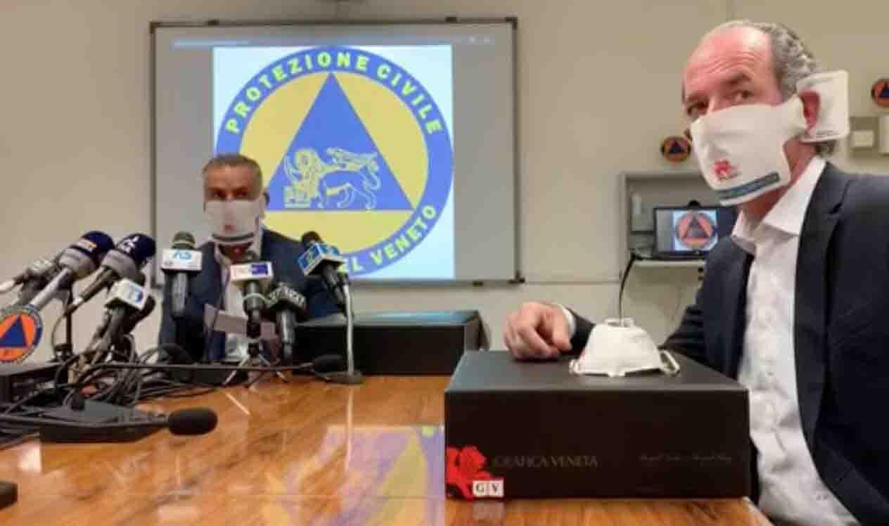 Coronavirus, impennata di casi in Veneto e 5 vittime