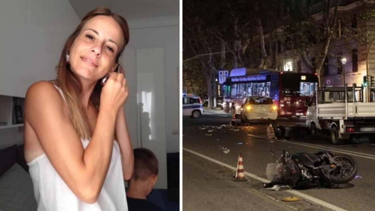 L'incidente in moto dopo la chiamata del marito: Serena muore a 38 anni