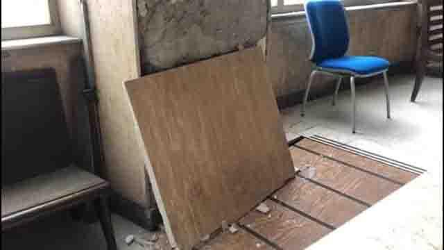 giulia bongiorno sedia a rotelle tribunale