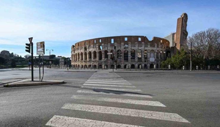 lockdown roma