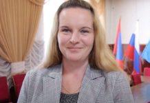 sindaco marina Udgodskaya