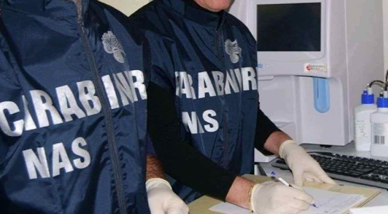 Covid: sequestrato dai nas a trapani laboratorio analisi per falso e frode