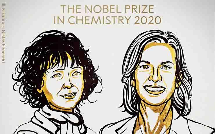 Nobel per la chimica 2020