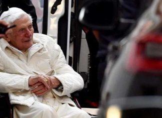 problemi di salute per Ratzinger